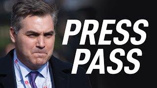 White House Doubles Down to Strip Acosta's Press Pass