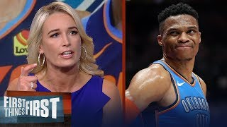 Download What's next for Westbrook, Thunder after a disappointing postseason? | NBA | FIRST THINGS FIRST Mp3 and Videos