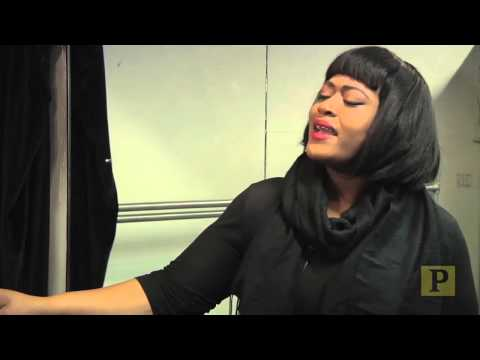 """OBSESSED!: Charity Dawson Recreates """"Disaster!"""" Audition Featuring """"Dreamgirls"""" Tunes"""