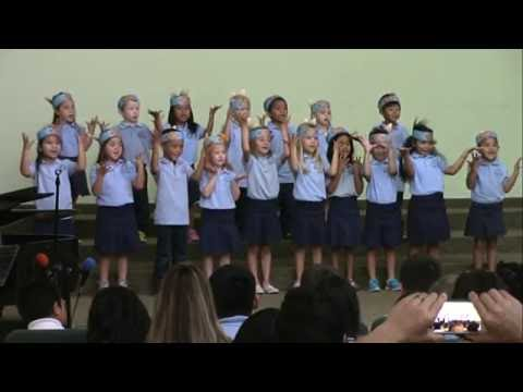 Koolau Baptist Academy Thanksgiving Program 2016
