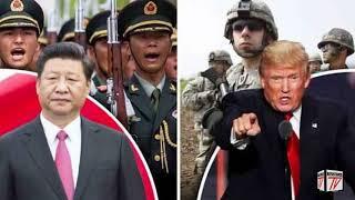 China Responde a las Maniobras de los EEUU en el Mar Chino Enviando una Flota de Aviones