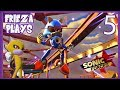 METAL SONIC STRIKES  FRIEZA PLAYS SONIC FORCES PART 5