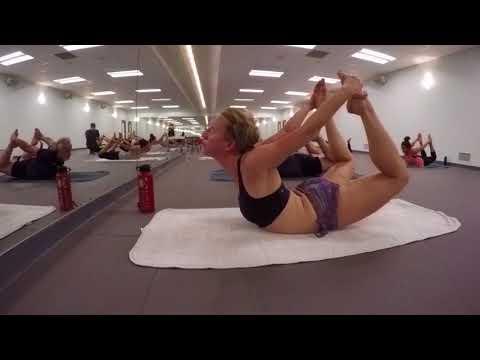 Kiva Hot Yoga Studio Overview