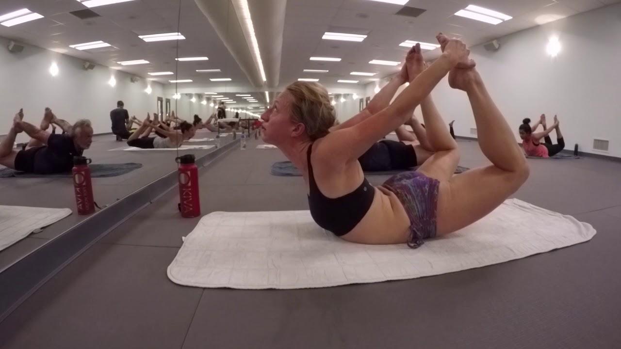 Kiva Hot Yoga Studio Overview - YouTube