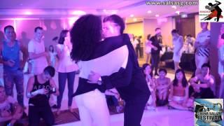 Eddie Torres Jr. & Katherine Jimene China Salsa Festival Hangzhou