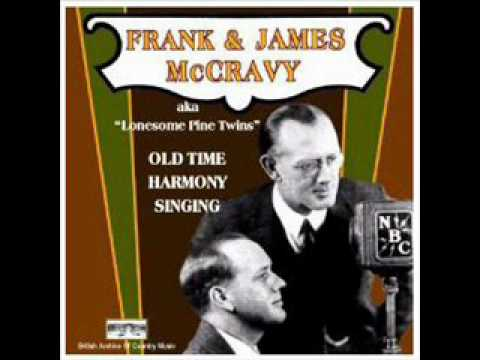 Frank And James McCravy-She Was Bred In Old Kentucky