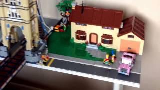 Lego 71006 The Simpsons House MOC Custom City Video