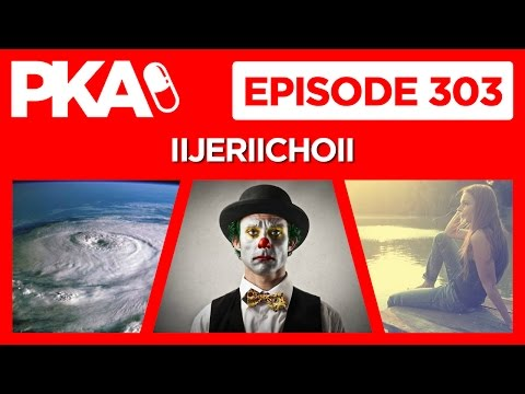 PKA 303 w/IIJERiiCHOII Top 10%!! Hurricane Matthew, Clown Lives Matter, Taylor finds God