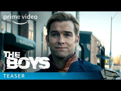 The Boys - :15 The Seven Teaser | Prime Video