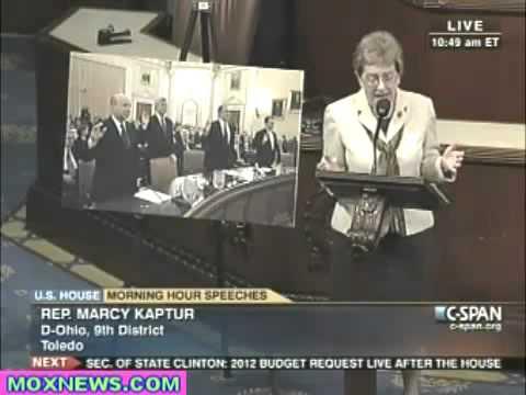 Marcy Kaptur - Congresswoman With Balls