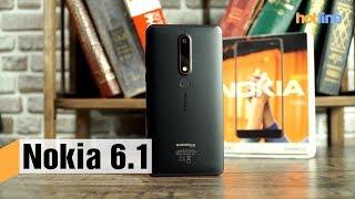 Nokia 6.1 — «чистый» Android и оригинальный дизайн