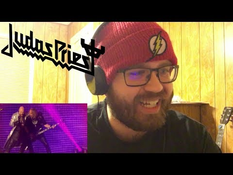 Judas Priest - Lightning Strike  Reaction!