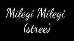 Milegi milegi (stree) lyrics