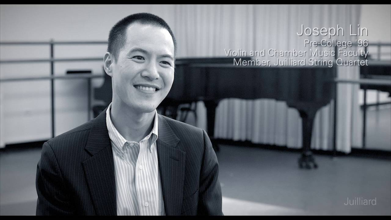 Juilliard Snapshot: Joseph Lin on the Characteristics of a Great String Quartet