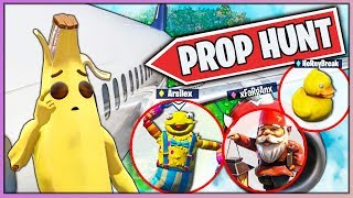 AVION GIGANTE *PROP HUNT* (FORTNITE MINIJUEGOS)
