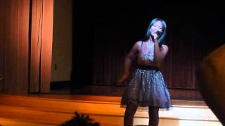 Dasia (Me) Singing I Am Not My Hair By India Arie