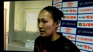プレネスなでしこリーグ2012第18節(11月11日)、大阪・高槻市荻谷総合...