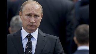 Так вот почему все боятся России!!! - За Путиным стоит сам...