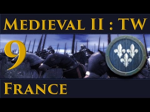 Medieval II: Total War France Campaign Part 9