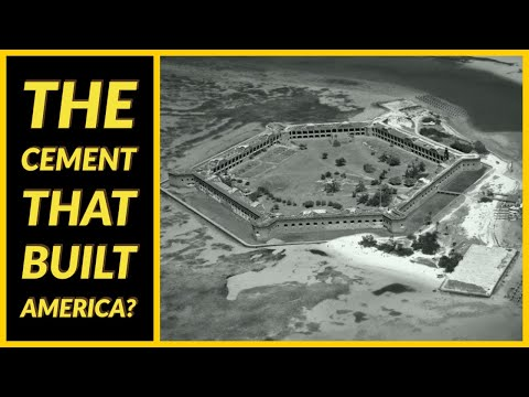 The Cement that Built America?