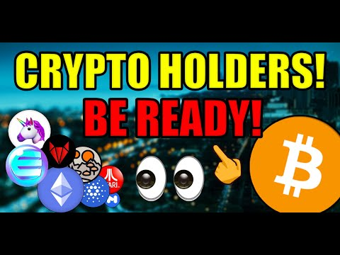 CRYPTOCURRENCY Is Just Getting Started | Get Rich With Crypto | April Bitcoin PREDICTION | Ethereum