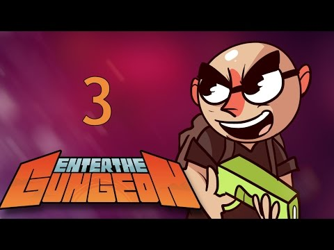 Enter the Gungeon - Northernlion Plays - Episode  3 [The Marine]
