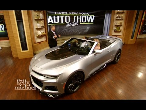Camaro 2018 Ss >> 2017 Chevrolet Camaro ZL1 Convertible - YouTube