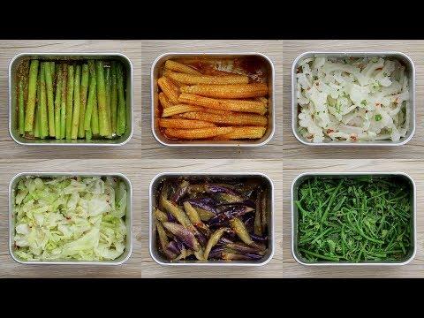 【1mintips】不藏步! 一次通通公開! 涼拌蔬菜好吃秘訣!