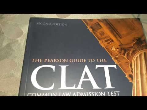About The Pearson Guide to Common Law Admission Test (CLAT) -- HINDI
