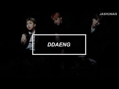RM, SUGA & J-HOPE (BTS) - DDAENG (땡) [Traducida Al Español]