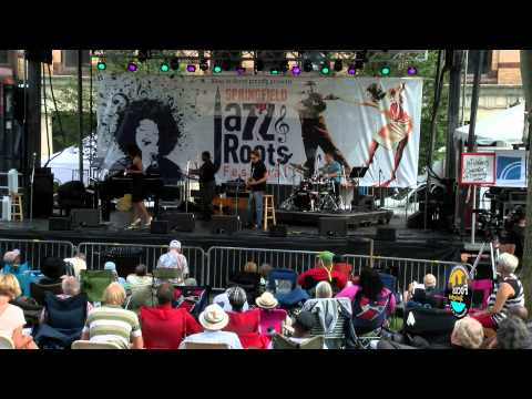 Springfield Jazz & Roots Festival - Jeff Holmes Quartet (feat.  Dawning Holmes)