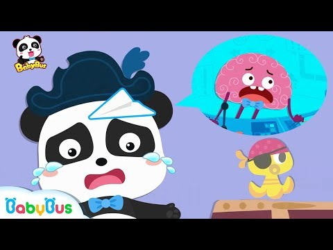 Watch out! Captain Kiki | Learn Body Parts | Number Song | Learn Colors | BabyBus