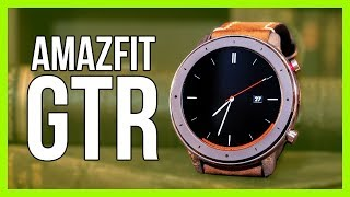 Amazfit GTR Review - The Best Value Smartwatch of 2019?