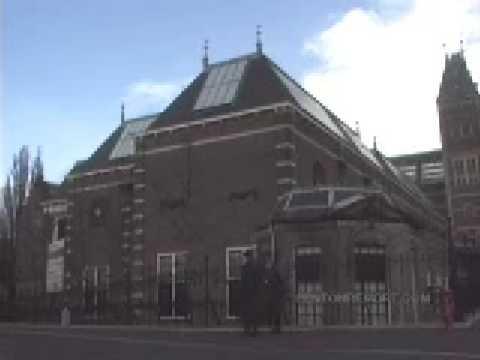 Netherlands - Rijksmuseum State Museum - Travel - Jim Rogers World Adventure