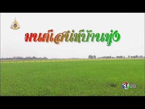 มนต์เสน่ห์บ้านทุ่ง สิงห์บุรี - วันที่ 13 Apr 2019