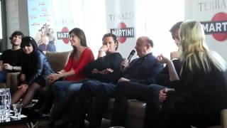Matrimonio a Parigi: Boldi, Siffredi e il cast in conferenza stampa (4)