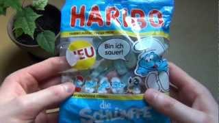 Schlümpfe Smurfs HARIBO