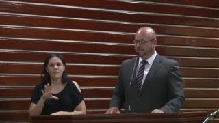 Solenidade de Posse da Nova Mesa Diretora eleita para o Biênio de 2019/2020