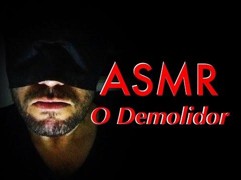 ASMR Brasil (em português) - Roleplay O Demolidor