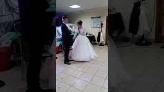 Стихотворение  от невесты жениху на свадьбе . Бобруйск.