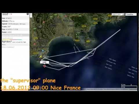 """""""supervisor"""" plane & optimal weather 18.06.2012 C-212 COMPAGNIA GENERALE RIPRESE AEREE (LITTO 3D)"""