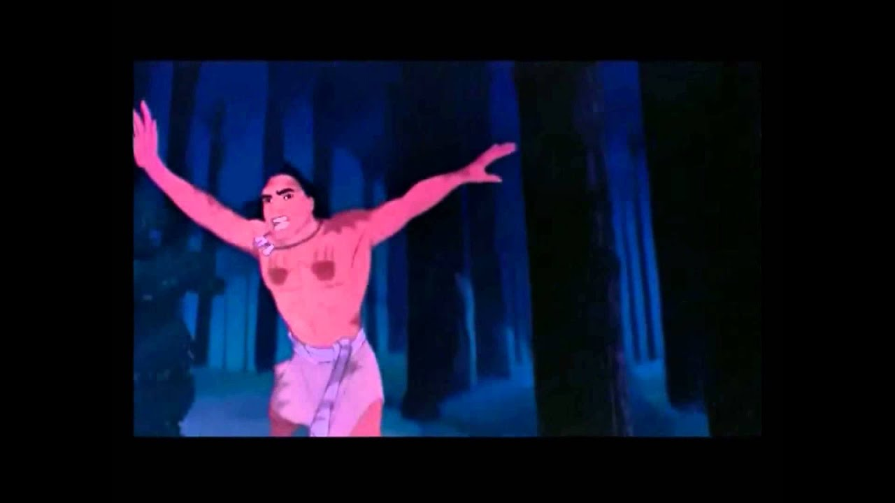 Pocahontas Kocoum's Scream
