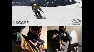 2019-2020 TWSB 最新 Snowboard Pro Jacket