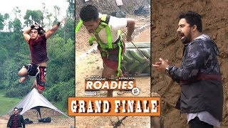 HIMALAYA ROADIES Rising Through Hell | GRAND FINALE