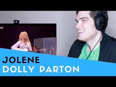 Voice Teacher Reacts to Dolly Parton - Jolene (Live at Glastonbury 2014)