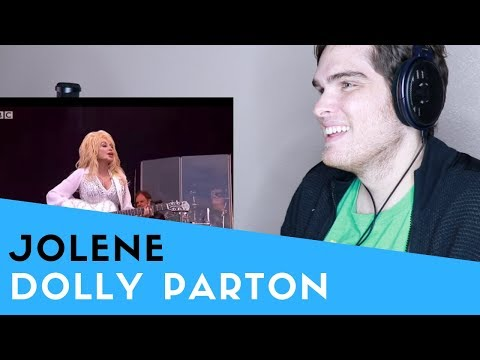 Voice Teacher Reacts To Dolly Parton - Jolene (Live At Glastonbury 2014)
