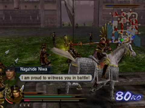 Samurai Warriors 2: Xtreme Legends - Hideyoshi's Fourth Weapon (1/2)