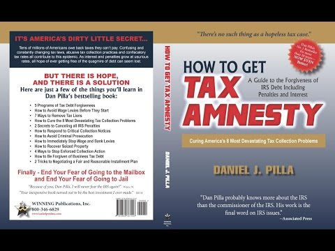YES, you CAN sometimes get TAX AMNESTY