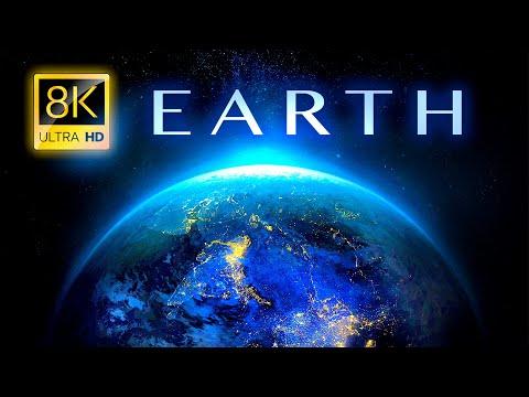 EARTH in 8K