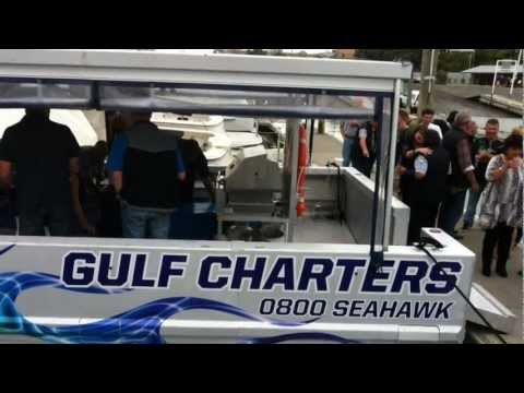 Seahawk Charters Limited